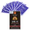 Jin Gang No. (KINGKONG1 ЗАДЕРЖКА) 0 Мужчины Актуальные Wipes 0 установленные секс-игрушки для взрослых р ovo b12 эрекционное окружность синее