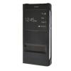 MOONCASE Slim Leather Side Flip Bracket Window чехол для Cover Huawei Honor 7 чёрный skinbox flip slim aw чехол для huawei honor 7 black