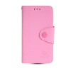 MOONCASE Classic cross pattern Leather Side Flip Card Slot Pouch Stand Shell Back ЧЕХОЛ ДЛЯ Samsung Galaxy S5 Mini Pink mooncase classic cross pattern leather side flip wallet card slot pouch stand shell back чехол для htc desire 816 hot pink