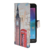 MOONCASE Pattern Style Leather Side Flip Wallet Card Slot Pouch Stand Shell Back ЧЕХОЛДЛЯ Samsung Galaxy Note 4 N9100 enkay quick sand style protective plastic back case for samsung galaxy note 4 n9100 blown