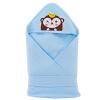 Детские младенческой новорожденных Оберните одеяло Пеленальный мультфильм спальный мешок Постельные принадлежности Sleepsack