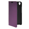 MOONCASE Slim Leather Side Flip Wallet Card Slot Pouch with Kickstand Shell Back чехол для Huawei Honor 4 Play Purple mooncase slim leather side flip wallet card slot pouch with kickstand shell back чехол для huawei honor 4 play hot pink