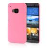 MOONCASE Hard Rubberized Rubber Coating Devise Back ЧЕХОЛДЛЯ HTC One M9 Pink mooncase hard rubberized rubber coating devise back чехолдля htc one m9 hot pink