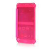 MOONCASE Soft Silicone Gel + Side Flip Pouch Hard Shell Back ЧЕХОЛ ДЛЯ Samsung Galaxy S6 Hot pink mooncase soft silicone gel side flip pouch hard shell back чехол для samsung galaxy s6 white