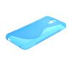 MOONCASE S - линия Мягкие гибкие силиконовый гель ТПУ Оболочка задняя крышка чехол для HTC Desire 620G синий mooncase s линия мягкие гибкие силиконовый гель тпу оболочка задняя крышка чехол для htc desire 620g очистить