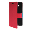 MOONCASE Slim Leather Side Flip Wallet Card Slot Pouch with Kickstand Shell Back чехол для Samsung Galaxy A7 Red mooncase slim leather side flip wallet card slot pouch with kickstand shell back чехол для lg l bello d331 d335 red