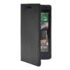 MOONCASE Slim Leather Flip Wallet Card Pouch with Kickstand Shell Back ЧЕХОЛДЛЯ HTC Desire 610 Black мобильный телефон htc desire 516 htc 516 core 5 0 1 4 5mp gps wifi