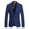 зимние костюмы Necini ™ человека Новые зимние мужские деловые костюмы мужские молодежь устраивает корейской версии случайного куртки прилива