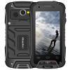 первоначально huadoo v3 mtk6582 68 rugged Android 4.4 водонепроницаемый телефон 1 гб памяти смартфона 4500mah большой аккумулятор lmv9 горилла стекла аккумулятор