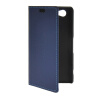 MOONCASE Slim Leather Flip Wallet Card Pouch with Kickstand Shell Back ЧЕХОЛ ДЛЯ Sony Xperia A2 Blue for iphone 7 4 7 inch vintage leather coated tpu card holder phone shell with kickstand dark blue
