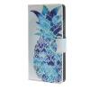 MOONCASE ананас стиль Слот Кожа Флип сторона кошелек карты Стенд Чехол чехол для Huawei Ascend P8 Lite / A05 стоимость