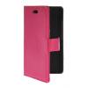 MOONCASE тонкий кожаный бумажник флип сторона держателя карты Чехол с Kickstand чехол для HTC Desire 210 ярко-розовый htc desire 650