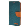 MOONCASE Galaxy Note A7 , Leather Flip Wallet Card Holder Pouch Stand Back ЧЕХОЛ ДЛЯ Samsung Galaxy A7 Green