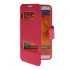 MOONCASE View Window Leather Side Flip Pouch Stand Shell Back ЧЕХОЛ ДЛЯ Samsung Galaxy Note 3 N9000 Hot pink mooncase view window leather side flip pouch hard board shell back чехол для samsung galaxy note 2 n7100 pink