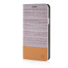 MOONCASE Canvas Design Leather Side Flip Wallet Pouch Stand Shell Back ЧЕХОЛ ДЛЯ Samsung Galaxy E7 Light Brown mooncase canvas design leather side flip wallet pouch stand shell back чехол для samsung galaxy s6 edge light brown