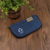 mymei новых жан - круто дизайн пенал ручки сумку comistic составляют почты сумочки кошелек голубой mymei уникальный дизайн формы одежды ювелирные аксессуары транспарентных почты висит сумка
