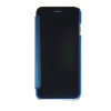 MOONCASE Hard Rubber Side Flip Pouch Shell Back ЧЕХОЛДЛЯ Apple iPhone 6 Plus ( 5.5 inch ) Blue brushed kickstand hard protection shell for iphone 7 4 7 inch dark blue