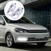 2X светлую сторону маркер повторитель указателя Для VW Jetta гольф-Бора Mk4 Passat B5 автомобильный чип passat b5 a6 b5 1 8t 01v 4 3b0927156