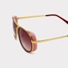 FEIDU Brand HOT Fashion Sunglasses женщины brand designer СТИМПАНК 2015 Summer Retro Покрытия Vintage Round Sun Glasses ebony wood sunglasses men brand designer fashion polarized sun glasses with bamboo box z68020
