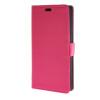MOONCASE Лич кожи Кожа Флип кошелек Слот для карты отойти чехол для Huawei Ascend Y635 ярко-розовый mooncase лич кожи кожа флип кошелек слот для карты отойти чехол для huawei ascend p8 ярко розовый