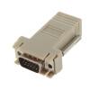 VGA Extender Мужской К локальной сети CAT5 CAT6 CAT5e RJ45 сети кабельного Женский адаптер zy dt209 hdmi over ip network extender 1080p hdmi ir extender over rj45 cat5 cat5e cat6 cable with loop out like hdmi splitter