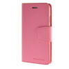 MOONCASE чехол для iPhone 6 Plus (5.5) PU Leather Flip Wallet Card Slot Stand Back Cover Pink mooncase чехол для iphone 6 plus 5 5 pu leather flip wallet card slot stand back cover gold