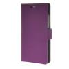 MOONCASE Мягкая кожа PU Бумажник Флип карты отойти Кожаный чехол для Huawei Ascend P8 Lite Фиолетовый huawei p8 lite