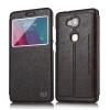 MOONCASEокна дизайн полнят тяжело кожа стороне от дела для того, чтобы перевернуть обратно Huawei Honor 5X