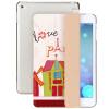 BIAZE Apple Ipad Pro 12,9 Yingcun защитный рукав / падение сопротивления тонкой оболочки умный сон кобура 360 серии PB34- розовый