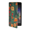MOONCASE Cute Pattern Leather Side Flip Wallet Card Slot Pouch Stand Shell Back ЧЕХОЛДЛЯ Huawei Ascend P7 boxwave huawei g6310 bamboo natural panel stand premium bamboo real wood stand for your huawei g6310 small