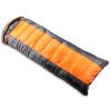 Красный лагерь спальные мешки наружная осень и зима толще спальные мешки взрослый обед перерыв спальные мешки 2,3 кг оранжевый