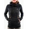 Мода капюшоном с длинными рукавами с капюшоном свитер вышитые карман цена 2016