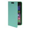 все цены на MOONCASE Slim Leather Flip Wallet Card Pouch with Kickstand Shell Back ЧЕХОЛДЛЯ Nokia Lumia 630 Mint Green онлайн