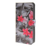 MOONCASE Flower style Leather Wallet Flip Card Slot Stand Pouch чехол для HTC Desire 620 A12 htc desire 650