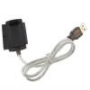 Фото USB 2.0 для IDE SATA 5.25 S-ATA / 2.5 / 3.5 480Mb / s данных Интерфейс Кабель-адаптер кабель buro tl ata data ra sata