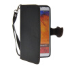 MOONCASE Litch Skin Leather Side Flip Wallet Card Slot Pouch Stand Shell Back ЧЕХОЛ ДЛЯ Samsung Galaxy Note 3 N9000 Black mooncase leather side flip wallet card slot pouch stand shell back чехол для samsung galaxy core i8260 i8262 black white