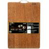 Dub обилие твердой древесины разделочная доска разделочная доска разделочная доска измельчения древесины крылья JP5035 (50 * 35 * 2 см)