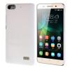 MOONCASE Huawei 4C Футляр Прорезиненные Резина Вернуться чехол для Huawei Honor 4C белый commax wi 4c в ногинске