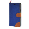 MOONCASE ЧЕХОЛ ДЛЯ Samsung Galaxy Note 5 Leather Flip Wallet Card Holder with Kickstand Back Cover Dark blue mooncase чехол для samsung galaxy note 5 leather flip wallet style and kickstand case cover [cute pattern] design a09