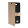MOONCASE Slim Leather Side Flip Wallet Card Slot Pouch with Kickstand Shell Back чехол для Huawei Honor Holly Beige mooncase slim leather side flip wallet card slot pouch with kickstand shell back чехол для huawei ascend g7 purple