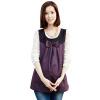 Octmami противорадиационная одежда для беременных женщин фиолетовый 160/90C M octmami противорадиационная одежда для беременных женщин серый xl