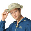 Перси и (Пелльо) Открытый мужчина и женщина быстросохнущие шляпа ВС шляпа шляпа рыбалка 1502 цвета хаки многофункциональный