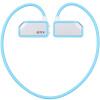 Owen (ONN) X3 8G Bluetooth спортивная MP3-гарнитура Bluetooth спортивная гарнитура Blue Silver цена