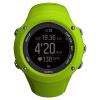 Suunto (SUUNTO) часы AMBIT3 Расширение поля 3RUN открытый работает спортивный смарт-часы лимон черный SS021260000