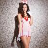 Есевон колоритного белья горячей сексуальной медсестры униформа соблазн попробовать перспективный Sophie кружевного костюм костюм сексуальной прислуги le frivole costumes костюм сексуальной прислуги