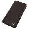 Goldlion моды (Goldlion) простой кожаный кошелек кошелек вертикальный разрез бумажник новый черный B718143-311 кошелек furla furla fu003bwzle26
