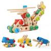 (topbright) роторный Мотовоз стоянки Детские игрушки мальчика развивающие игрушки автомобиль ансамбль