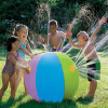 MyMei  Kids Outdoor Swimming Beach Ball Inflatable Ball Water Fountain environmentally friendly pvc inflatable shell water floating row of a variety of swimming pearl shell swimming ring