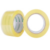 Tango (TANGO) высококачественная прозрачная уплотнительная лента упаковочная лента 60 мм * 100y (91,4 м / рулон) 2 пакета Tianzhang производства лента уплотнительная