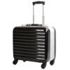 Ginza (GNZA) A-8003K алюминиевая рама компьютерного бизнеса тележка чемодан TSA немой заклинатель мужчины KEYLOCK жесткий корпус чемодан доска корпус 17 дюймов черный чемодан samsonite чемодан 56 см pro dlx 4